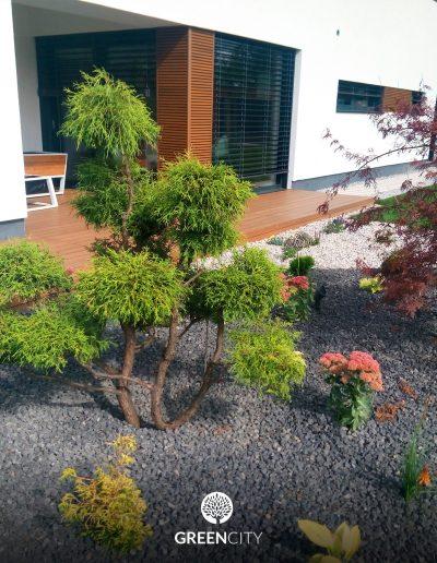 Realizacja ogrodu Green City