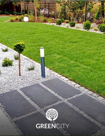 Realizacja ogrodu Green-city.pl